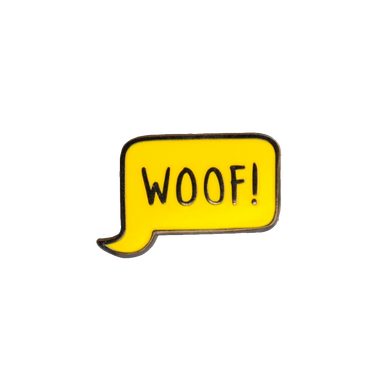 Woof Pin - The Gay Bar Shop