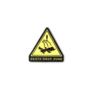 Death Drop Pin - The Gay Bar Shop