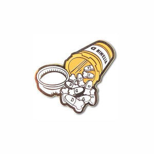 Vitamin D Pin - The Gay Bar Shop