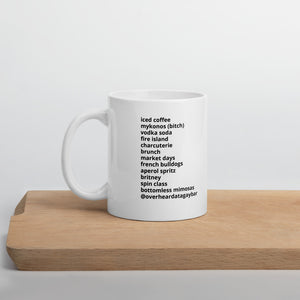 The Essentials Mug - The Gay Bar Shop