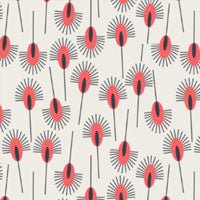 Holli Zollinger fabric design peacock poppy
