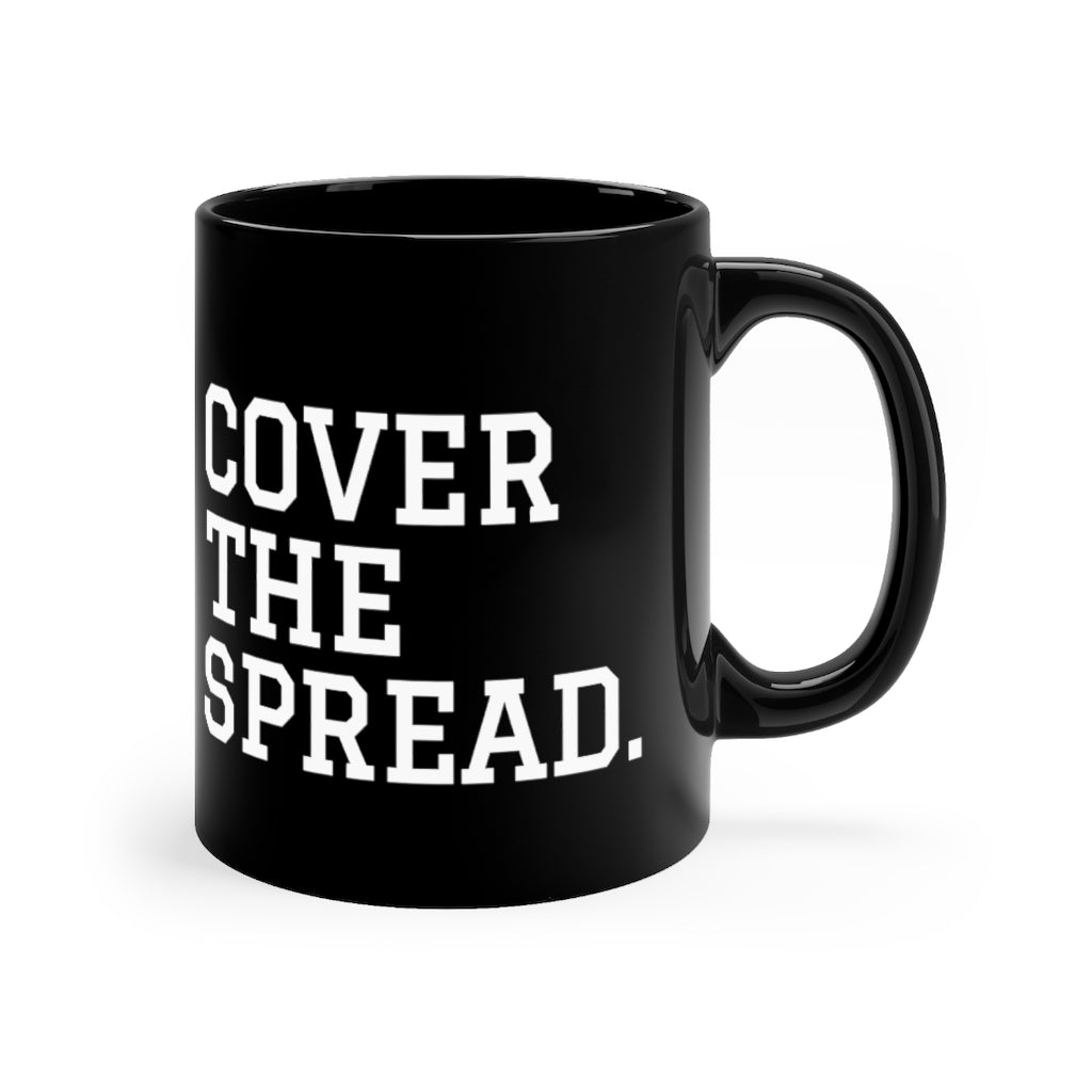 COVER THE SPREAD MUG