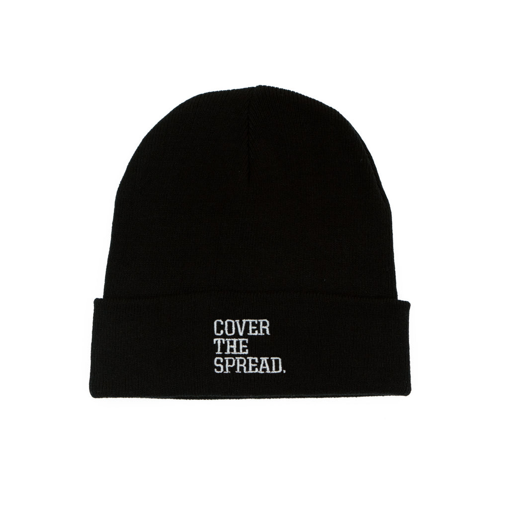 cover the spread beanie