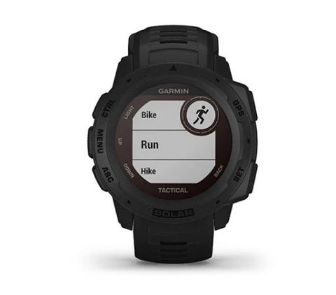Garmin Instinct - Sports Apps
