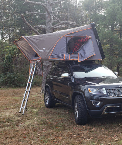 Torro Offroad - SkyLux Hard Shell Rooftop Tent Modular Windows