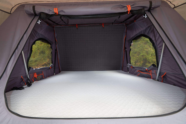 SkyLux Hard Shell Rooftop Tent (RTT) with Awning and Insulation Package - Torro Offroad