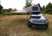 SkyLux Rooftop Tent Awning - Torro Offroad