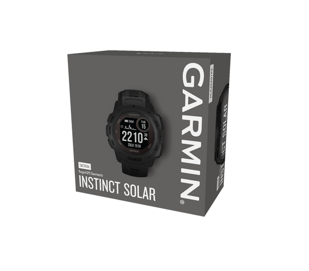 Instinct® Solar Watch – Tactical Edition - Torro Offroad