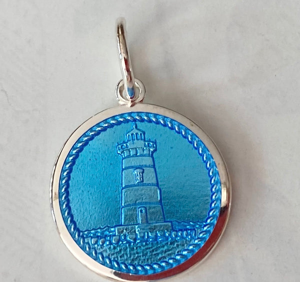 LOLA - Edgartown Lighthouse Pendant