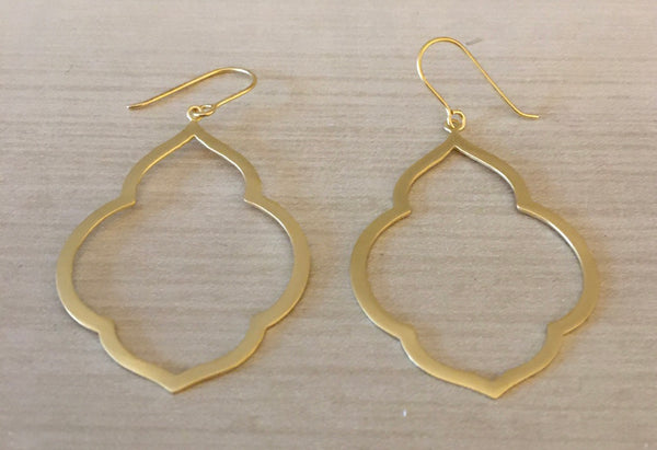 Vermeil Earrings by Tashi on Earwire