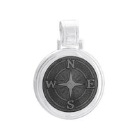 LOLA Pewter Compass Rose