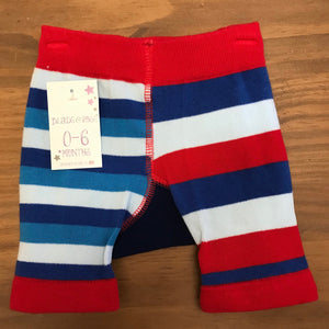 Blade and Rose Steamboat Shorts 0-6mths