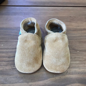 Tan Moccasins 12-18mths shoes