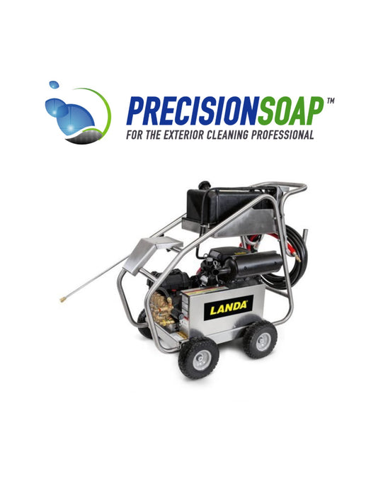HD 5/30G  HIGH FLOW COLD WATER PRESSURE WASHER
