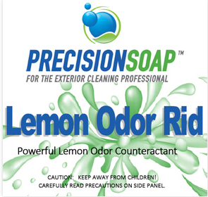 PRECISION SOAP LEMON ODOR RID