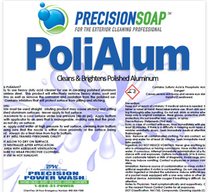 PRECISION SOAP POLIALUM 1 GALLON