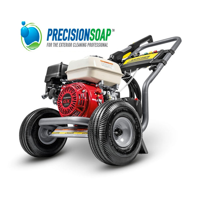 GAS POWERED PRESSURE WASHER MODEL - G3500 OHT