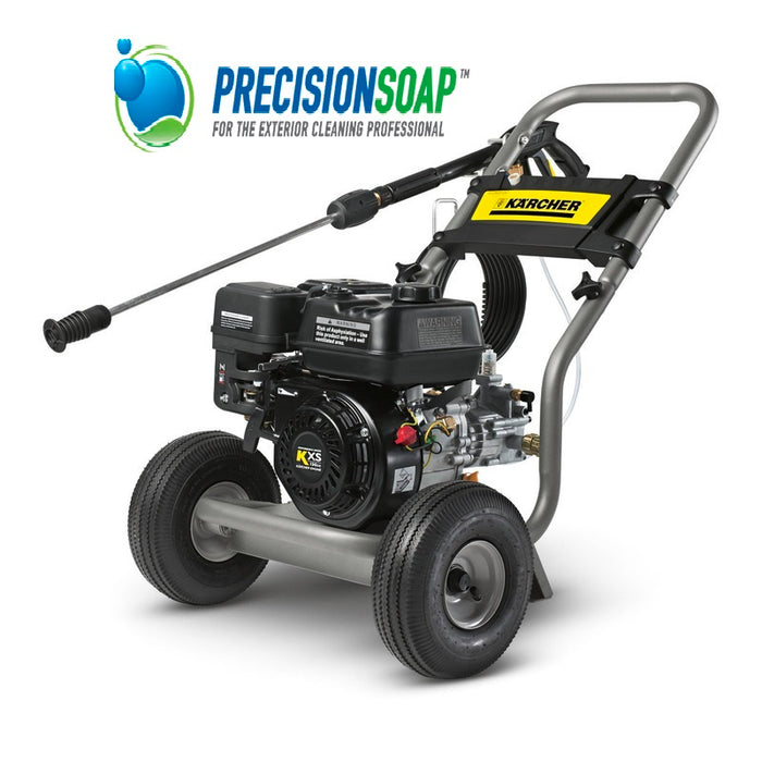 GAS POWERED PRESSURE WASHER MODEL G2800 OC