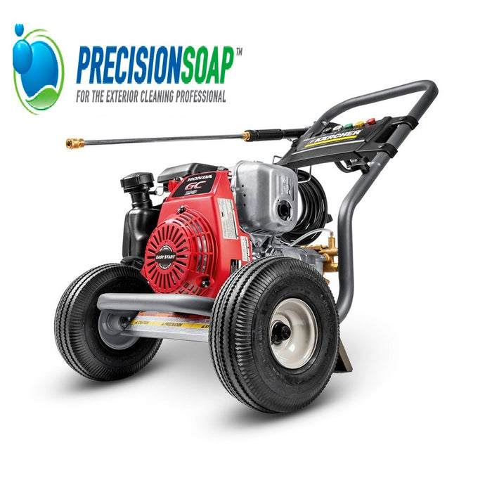 GAS POWERED PRESSURE WASHER MODEL G3000 OH