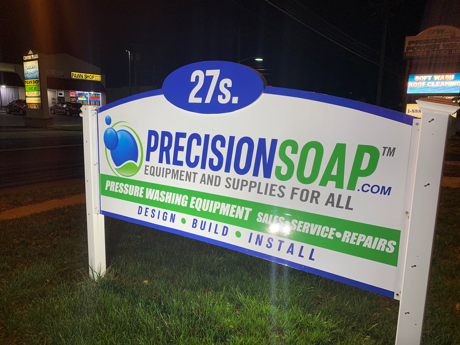 Precision soap 2 day technical education & training