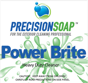 PRECISION SOAP POWER BRITE 1 GALLON