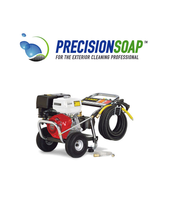 PCA-35324- Honda GX390 COLD WATER PRESSURE WASHER
