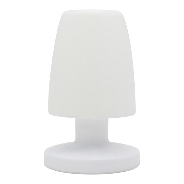 Lampe de table sans fil LED blanc chaud GABY H21cm - REDDECO.com
