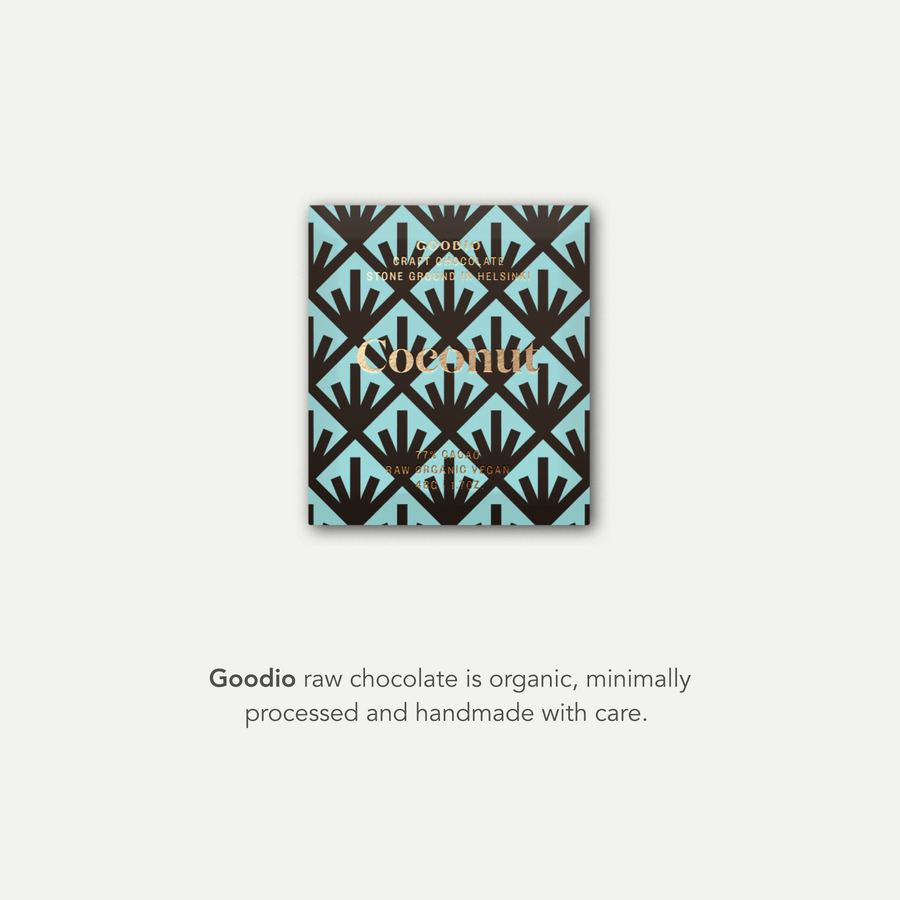 Goodio Coconut Chocolate