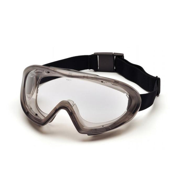 Capstone Dual Lens Safety Goggles 12 / Case