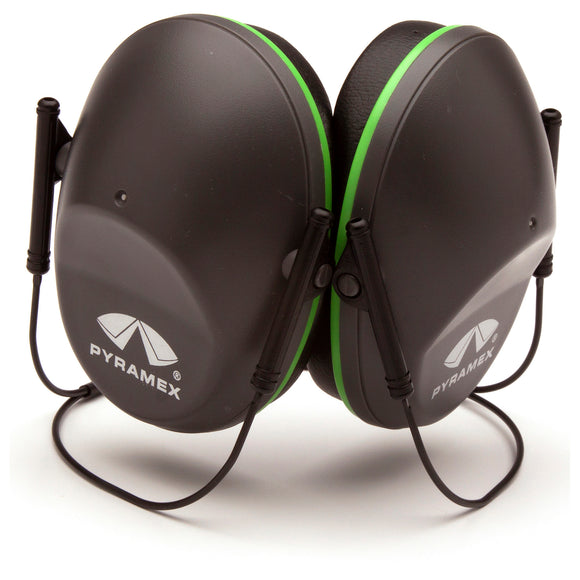 Behind the Head Earmuffs - 22 NRR  6 / Box
