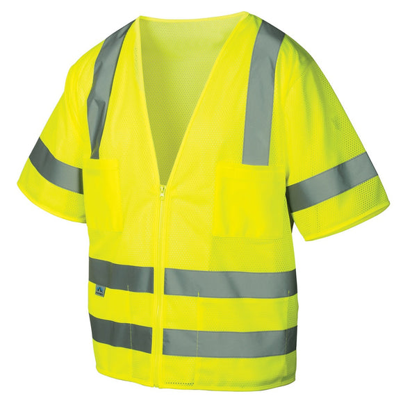 Type R Class 3 Mesh Safety Vest 5 / Box