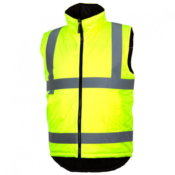 Type R Class 2 Insulated Reversible Safety Vest