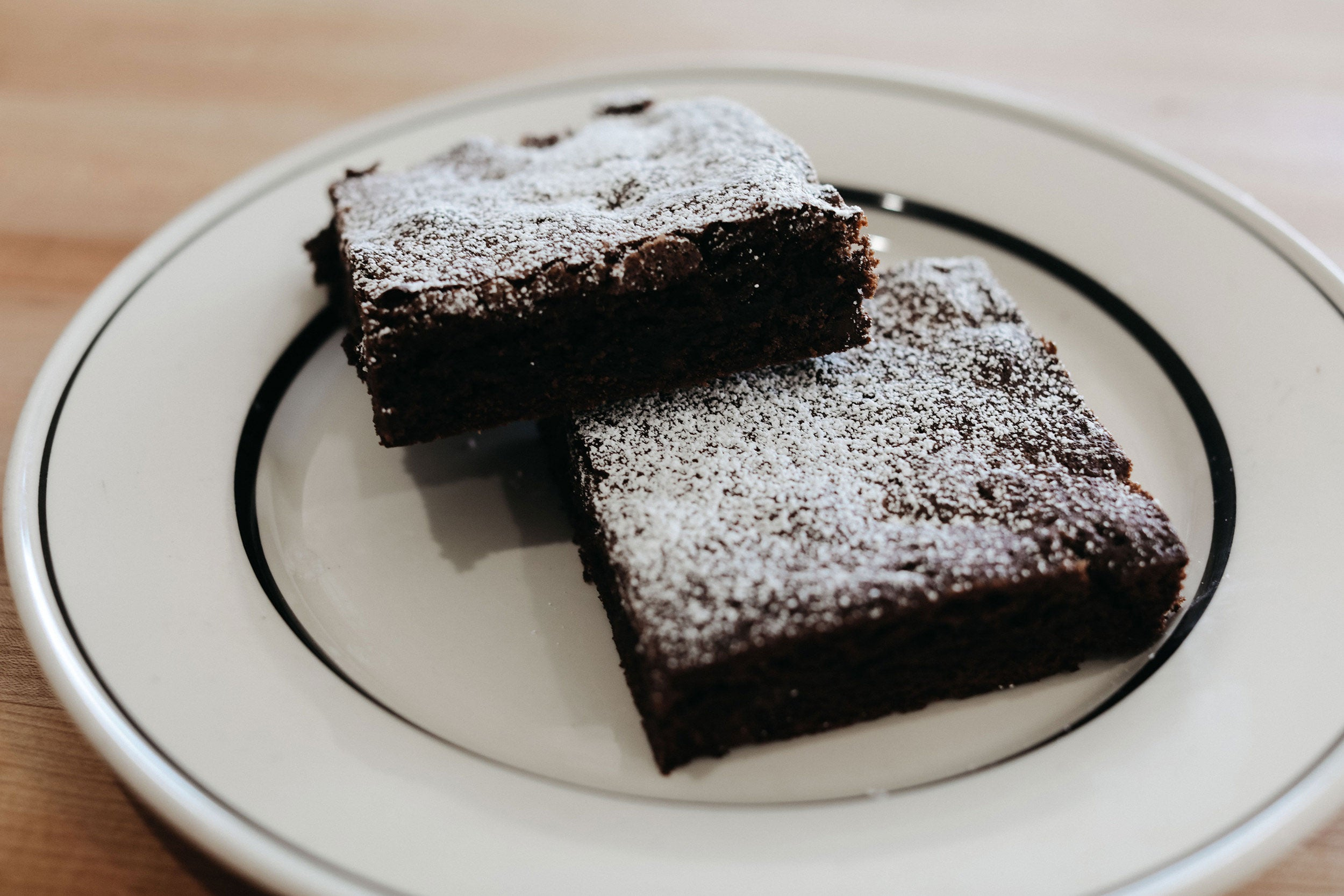 Chocolate Chip Soft Brownie
