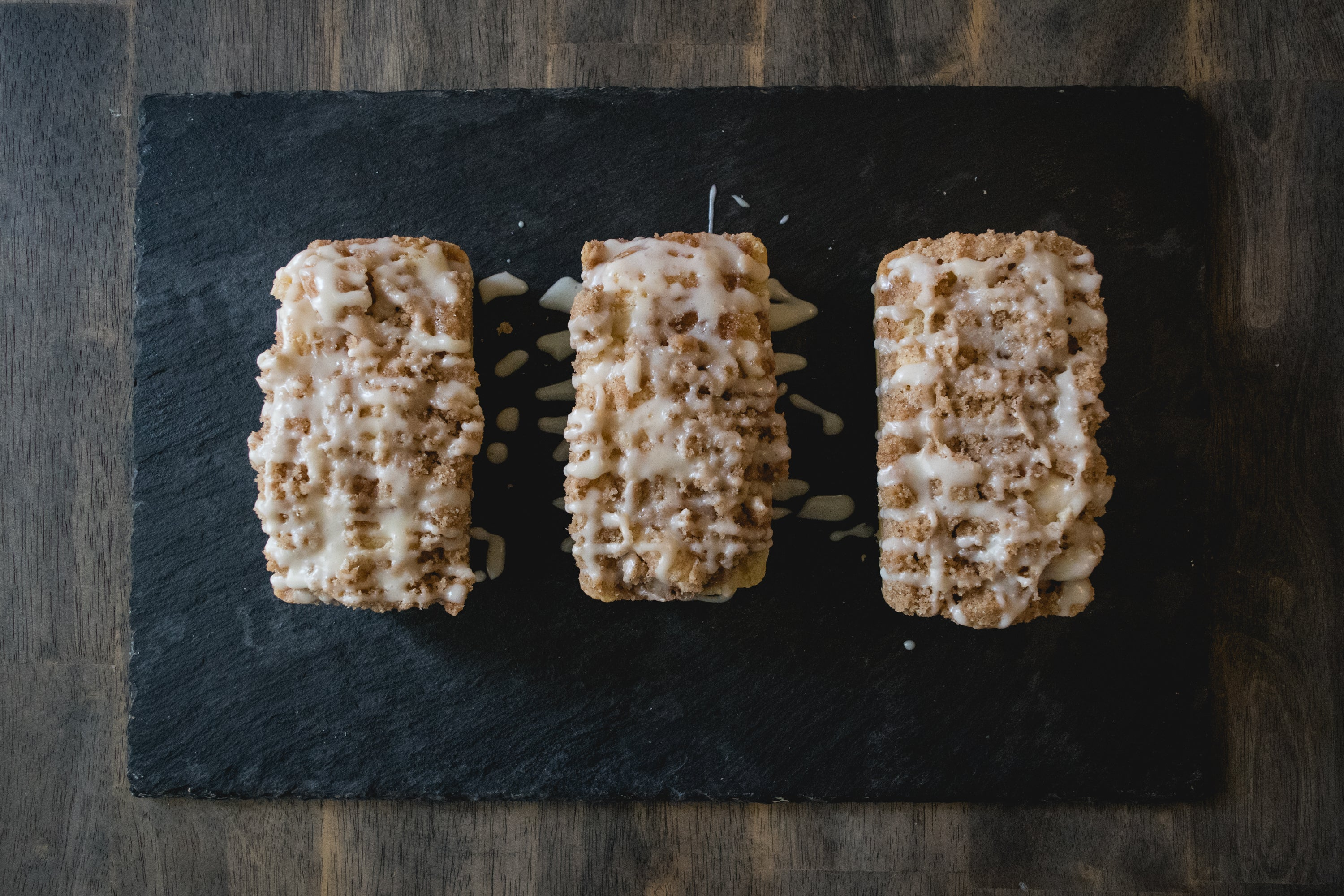 Coffee Cake Mini-Loafs