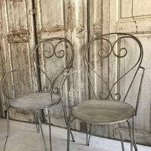 Load image into Gallery viewer, Gorgeous 19th Century French Bistro Set