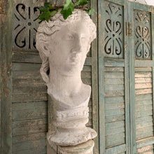 Load image into Gallery viewer, Gorgeous Grecian Plaster Bust