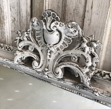Load image into Gallery viewer, Original French Painted Mirror