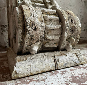 Large Early 19th Century French Decorative Corbel