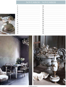 Loving Brocante Birthday Calendar