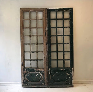 Gorgeous Original French Doors