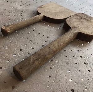 Worn & Faded French Paddles