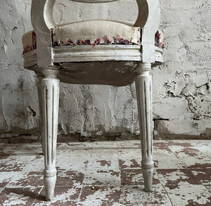 Pair Of Early 19th Century French Louis Bedroom Chairs