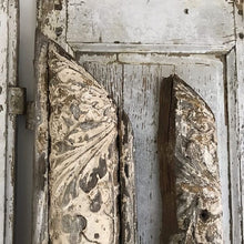Load image into Gallery viewer, Pair Of Gorgeously Weathered Bois Dore Boiserie's