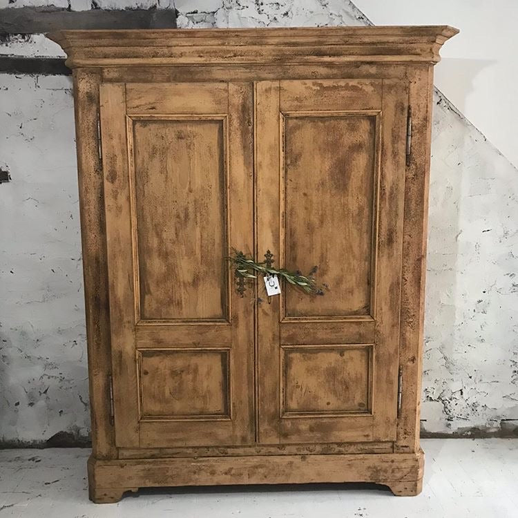 Early 19th Century French Armoire