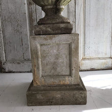 Load image into Gallery viewer, Gorgeous French Urn On Plinth