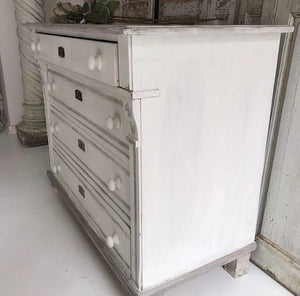 Gorgeous French Painted Drawers