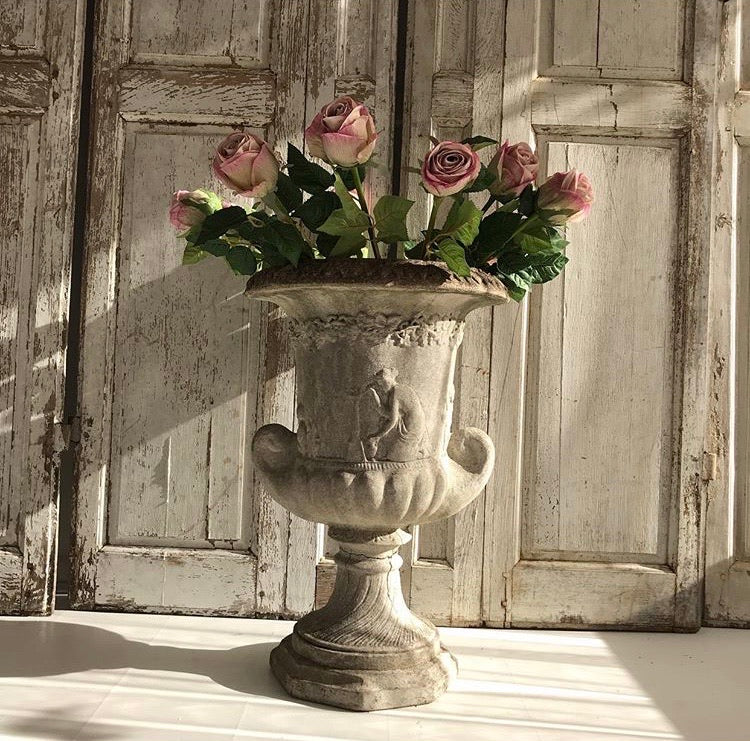 Gorgeous French Stone Urn