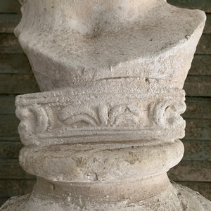Gorgeous Grecian Plaster Bust