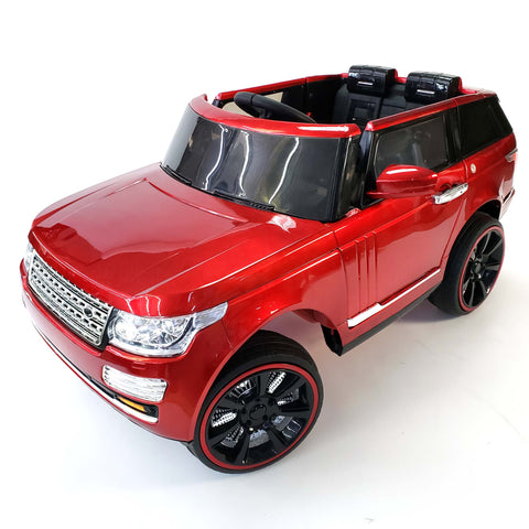 Kids Remote Control Ride On Car  ROV-SC6628-Red Battery Operated Model