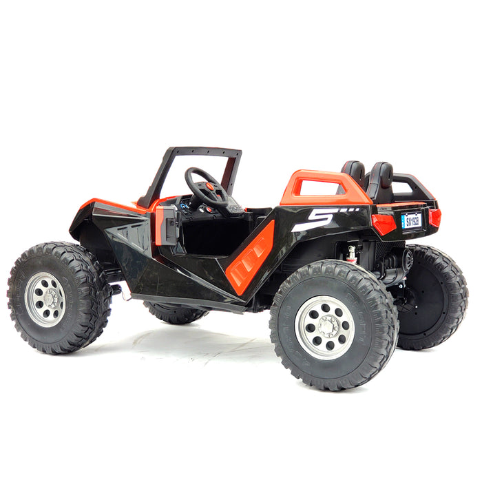 BUGGY SX 1928 RED 24 Volts, 4 Motors ,FM radio, Bluetooth